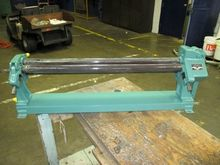 "36"" 16-18 GAUGE 3 ROLL ON STAND"