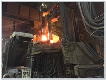 6587mm VAI ELECTRIC ARC FURNACE