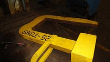 25 TON C-HOOK COIL LIFTER (1 OF