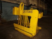 25 TON C-HOOK COIL LIFTER (2 OF
