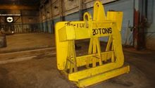 Used 20 TON C-HOOK C