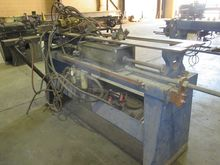 LUBOW AIR WIRE BENDING PRESS