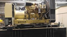 Used 475 KW KOHLER M