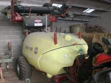 2015 Ilemo ZATURN 2000 Sprayer