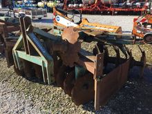 1990 Lagarde DBS16 Disc harrow