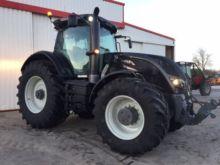 2014 Valtra S374 Farm Tractors