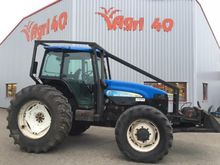 2005 New Holland TM130 Forestry
