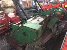 2001 Plaisance Forestry mower
