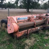 2005 Nicolas RE48 Horizontal ax