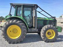 2002 John Deere 6820 Forestry t