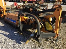 1997 Lagarde FX 160 Verge mower