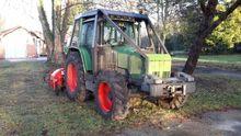 2013 Fendt 312 vario Forestry t