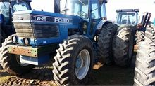 Used FORD TW25 II in