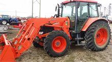 Used 2010 KUBOTA M11