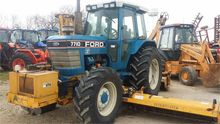 Used FORD 7710 in Bo