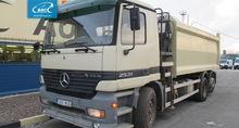 2002 Mercedes-Benz Actros 2531L