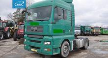 Used 2008 MAN TGA 18