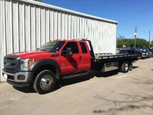 2015 Ford F550 Ext. Cab