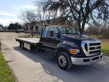 2013 Ford F650 Ext. Cab