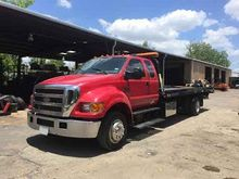 2003 Ford F650 Ext. Cab