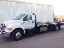 2012 Ford F650 XLT Super Duty