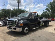 2006 Ford F650 Ext. Cab