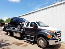 2015 Ford F650 Ext. Cab