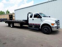 2012 Ford F650 Ext. Cab