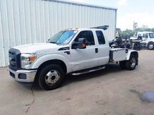 2013 Ford F350 Ext. Cab