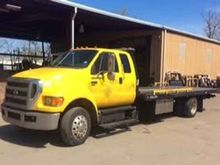 2011 Ford F650 Ext. Cab