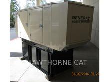 2005 Generac SD0030 Generator