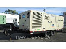 2013 Doosan HP1600WCU-T4I Compr