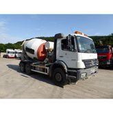 MERCEDES Axor6x4 Concrete Mixer
