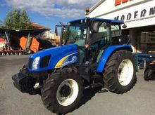 2011 New Holland T5050 Farm Tra