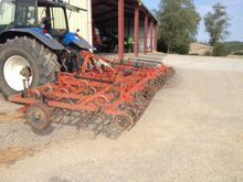 1997 Askel Seedbed cultivator
