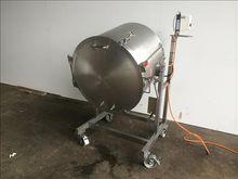 Foodtech 250L mixing vessel