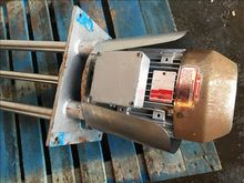 Silverson High shear mixer