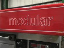 Salva Modular two deck oven