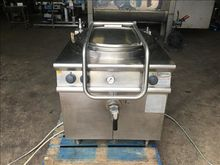 Gas boiling kettle 150L Electro