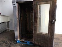 Dahlen single rack electric ove