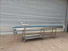 NNP Stainless conveyor