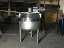 BCH steam jacketed scrape surfa