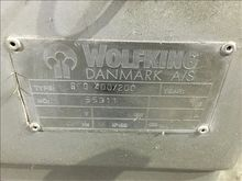Wolfking Mixer mincer