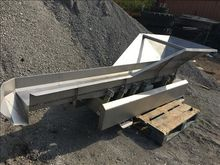 Blackrow  Vibratory feeder conv