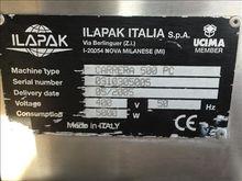 Ilapak Flow wrapper