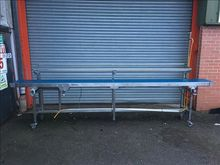 NNP Stainless conveyor