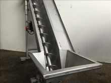 NNP elevator screw conveyor