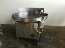 NNP Stainless rotary table