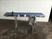 AJP stainless conveyor