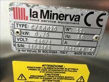 La Minerva single shaft paddle
